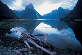 Milford Sound by Adventure Films - NZ Shore Excursions